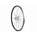 "Front Wheel 1HPR 26"" XC PRO Carbon White 28h QR"