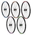 "1HPR 26"" Enduro Expert QR Black Front Wheel (Colors)"