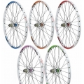 "1HPR Enduro Expert White 26"" 32h Rear Wheel (Colors)"