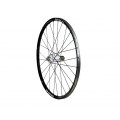 "Rear Wheel 1HPR 26"" XC PRO Carbon White 28h QR"