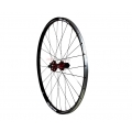 "Rear Wheel 1HPR 26"" XC PRO Carbon Red 28h QR"