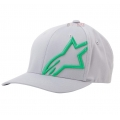 Alpinestars Cap Corp Shift 2 Grey/ Green