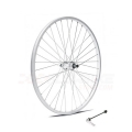 "V-brake 26"" 6/7s freewheel Rear wheel for quick release"
