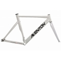 Frame bicycle Fixie Aventon Mataro White