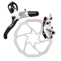 Frenos Disco Avid Elixir 5 + Disco HS1 Blanco 2013