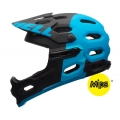 Casco Bell SUPER 2R MIPS Azul (Desmontable)