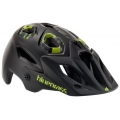 Casco Bluegrass Golden Eye Negro/Verde (Talla L 59/62)