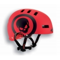 Casco Bluegrass Superbold Rojo Calavera