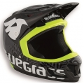 Casco Integral Bluegrass Brave Negro/ Amarillo