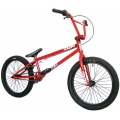 Bicicleta COLONY BMX Descendent Rojo