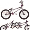 Bicicleta COLONY BMX Descendent Matt Grey Purple