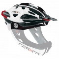 Casco Desmontable CAS-CO viper mx Blanco SIN mentonera