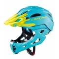 Casco Desmontable CRATONI C-Maniac Color Azul/Lima Mate