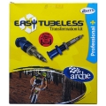 "Kit Easy Tubeless For 2 wheel  26"" 24mm"