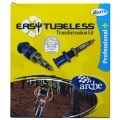 Kit Easy Tubeless For 2 wheel  29""