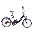Bicicleta Electrica Plegable Ebici City 1000 SP