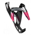 PortaBidón Elite Custom Race Plus Negro/Rosa