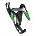 PortaBidón Elite Custom Race Plus Negro/Verde