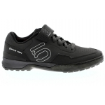 Zapatillas Five Ten Kestrel Lace - Carbon Black Clipless (para pedales automáticos)