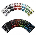 Sticker Kit Fox Racing Shox Heritage Adhesives Fork and Shock 2015 (Colors)