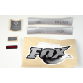 Kit Pegatinas Adhesivos Horquilla Fox 36 Talas Fit RC2 10 Blanco