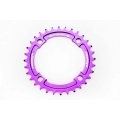 ChainRing FireEye Narrow Wide 34 teeth 10/11s Purple