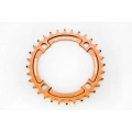 ChainRing FireEye Narrow Wide 34 teeth 10/11s Orange
