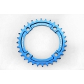 ChainRing FireEye Narrow Wide 34 teeth 10/11s Blue
