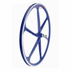 "700"" Blue Flip - Flop fixie wheel"