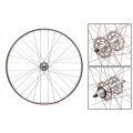 "Fixie Rear Wheel 700"" LP18 Silver"