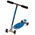City Scooter Fuzion Sport 4 wheels Aluminum Blue