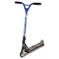 City Scooter Fuzion Pro X-3 Aluminum Black / Blue