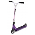 City Scooter Fuzion Pro X-3 Aluminum Purple / White