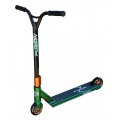 Patinete City Scooter Fuzion Z350 Aluminio Verde / Cobre