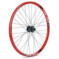 "Gurpil Disc Bull Front Wheel 26"" Red (20mm axle)"