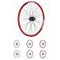 "Gurpil Rear Wheel 26"" MTB Taurus Hub Shimano 475 (Colors)"