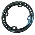 Protector + ChainRing Hope Integrated (IBR) Black