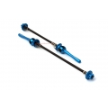 MSC Ultralight Titanium Wheel Skewers (Colours)