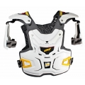 Peto Leatt Protection Adventure Blanco