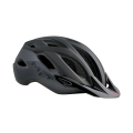 Casco Met Crossover Negro Mate 2017