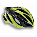Casco Met Inferno Ultimate Amarillo Fluorescente