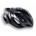 Casco Met Inferno Ultimate Negro Blanco