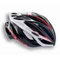 Casco Met Inferno Ultimate Negro Rojo