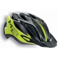 Met Crossover Helmet Yellow - Black 2015