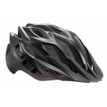 Casco Met Crossover Negro Mate T-XL