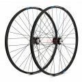 "Set Wheels 29"" Qr 9mm Msc Black / Blue"
