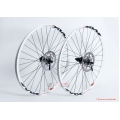 HMM595 MX Disc white wheel front/rear/pair