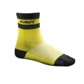 Calcetines Altos Mavic Crossmax Amarillo/Negro