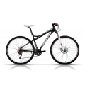 "Bicicleta Megamo 29"" RC Team Replica 2013 Negro"