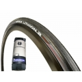 Cubierta Neumatico Carretera 700x23 Michelin Lithion 2 plegable gris oscuro